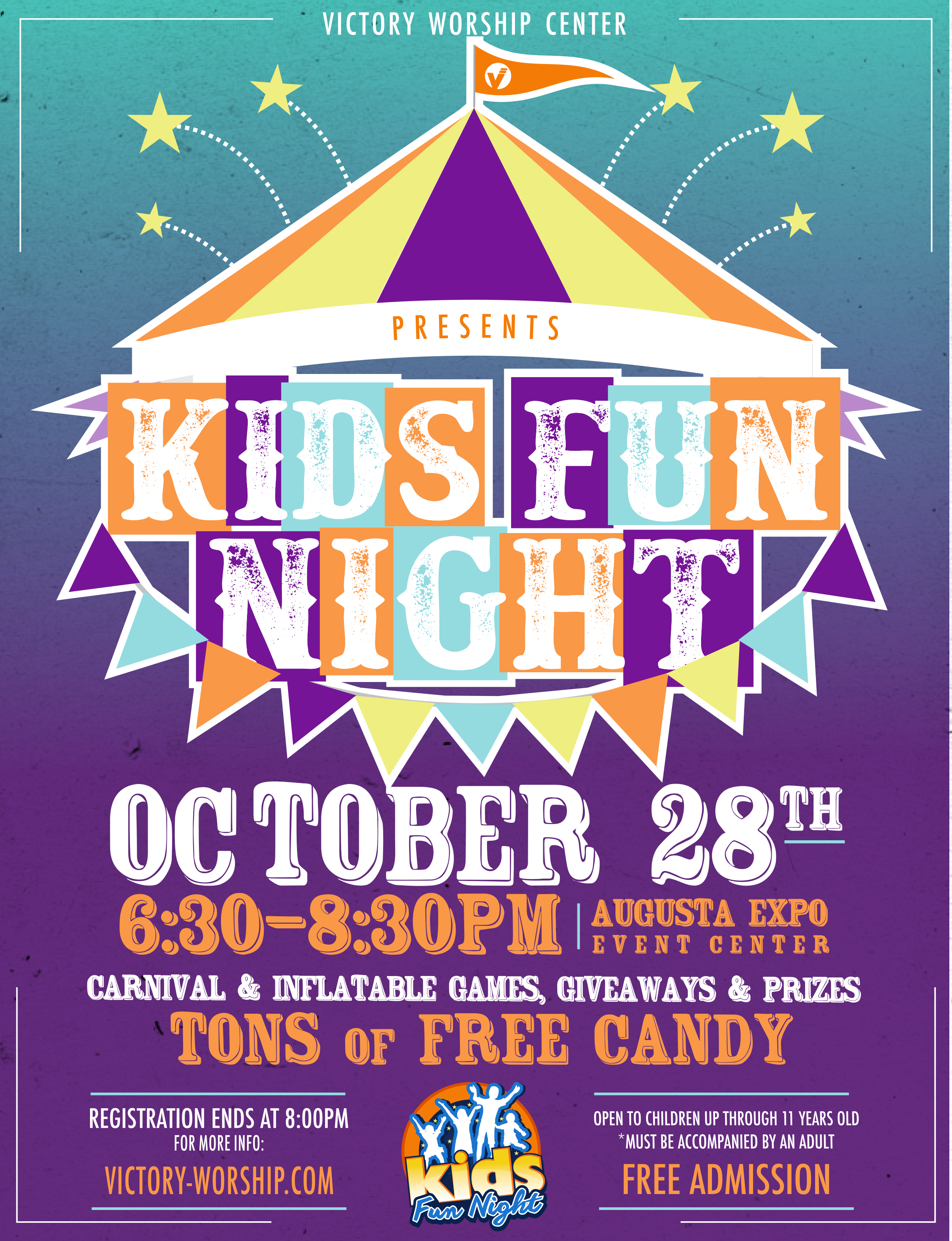 Kids Fun Night @ Augusta expo